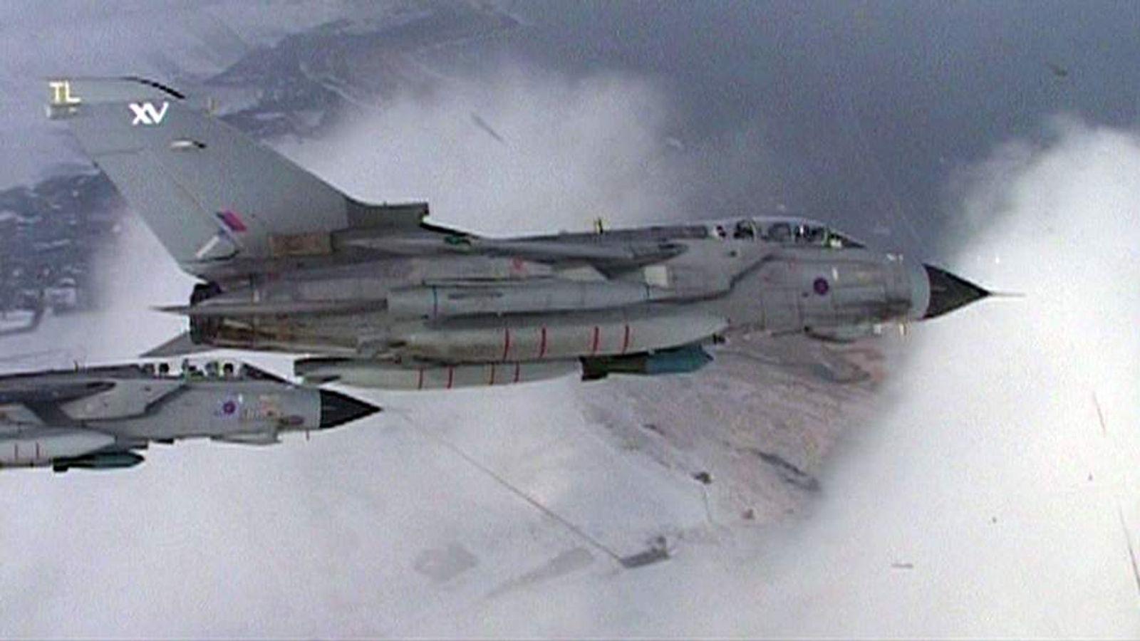 Tornado GR4 jets