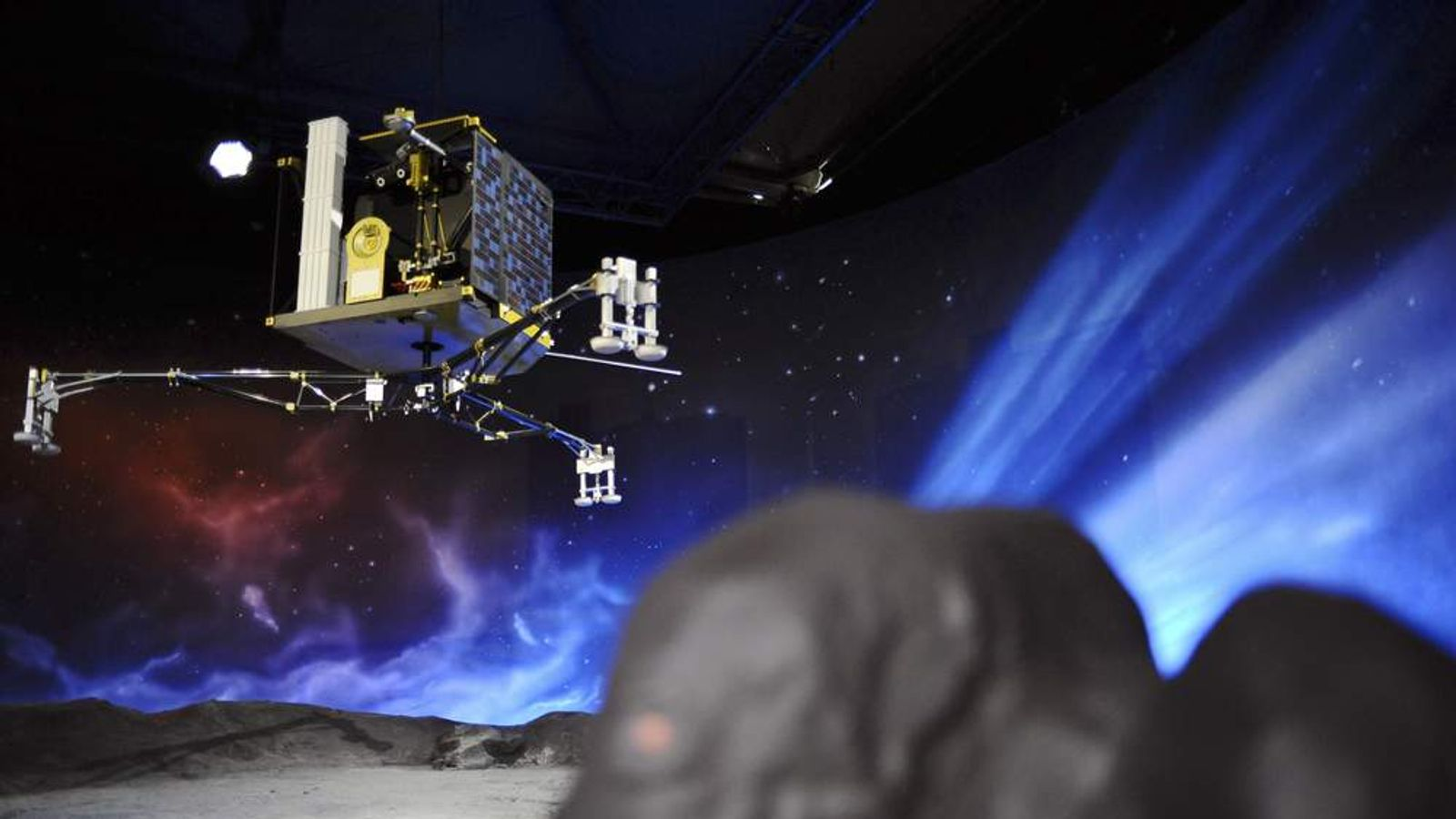 FRANCE-SPACE-EUROPE-ASTRONOMY-COMET