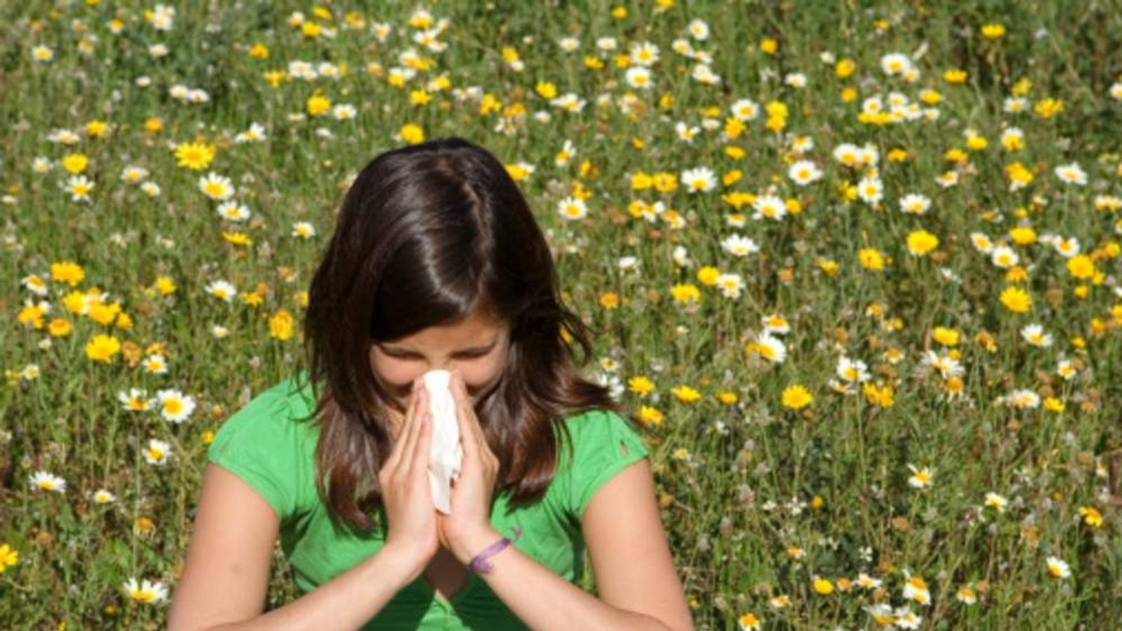Hayfever affects millions in the UK.