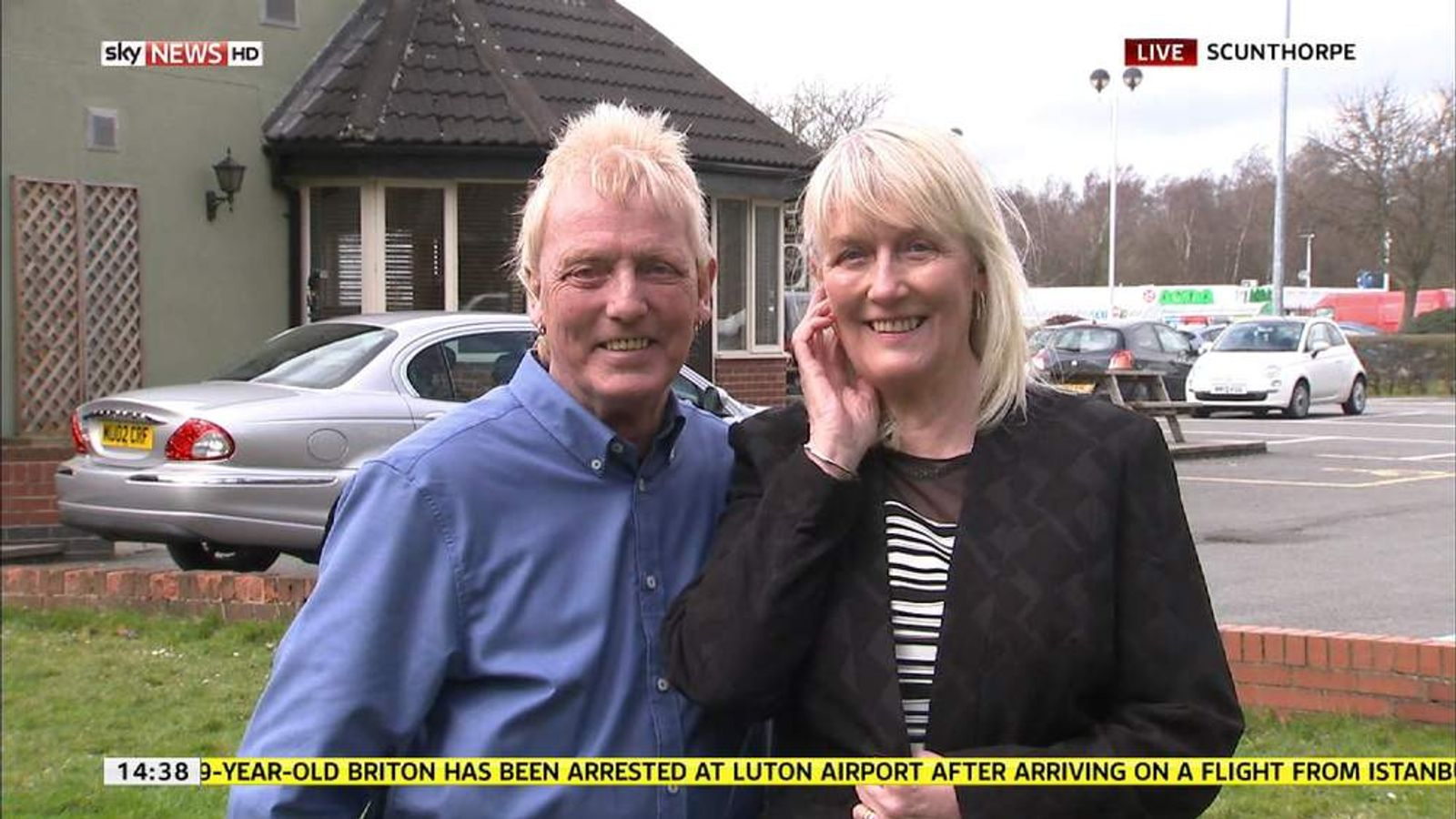 Couple Win Euromillions For Second Time