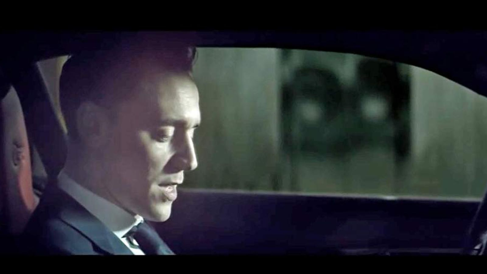 Tom Hiddlestone