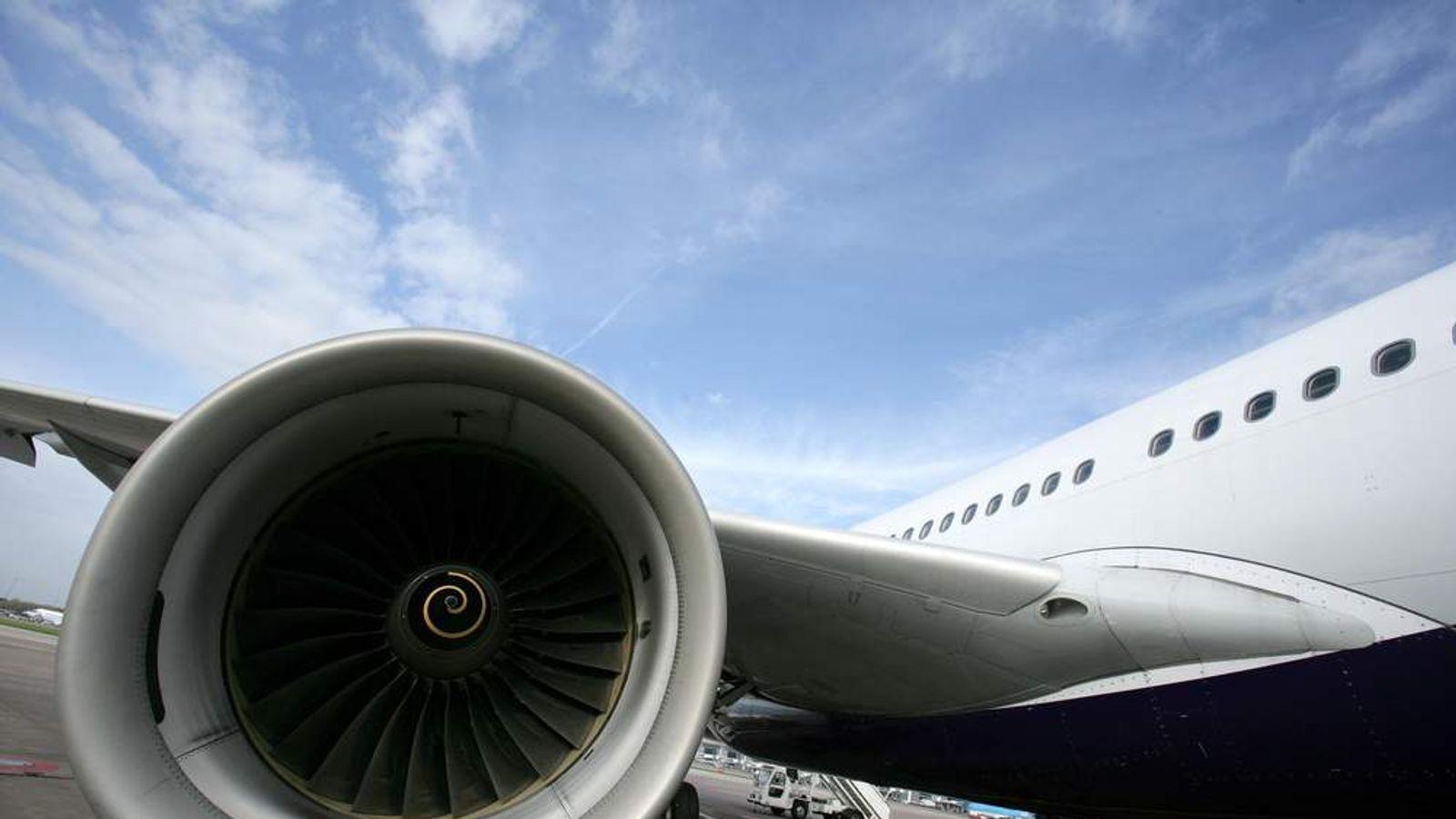 Rolls-Royce aircraft engine