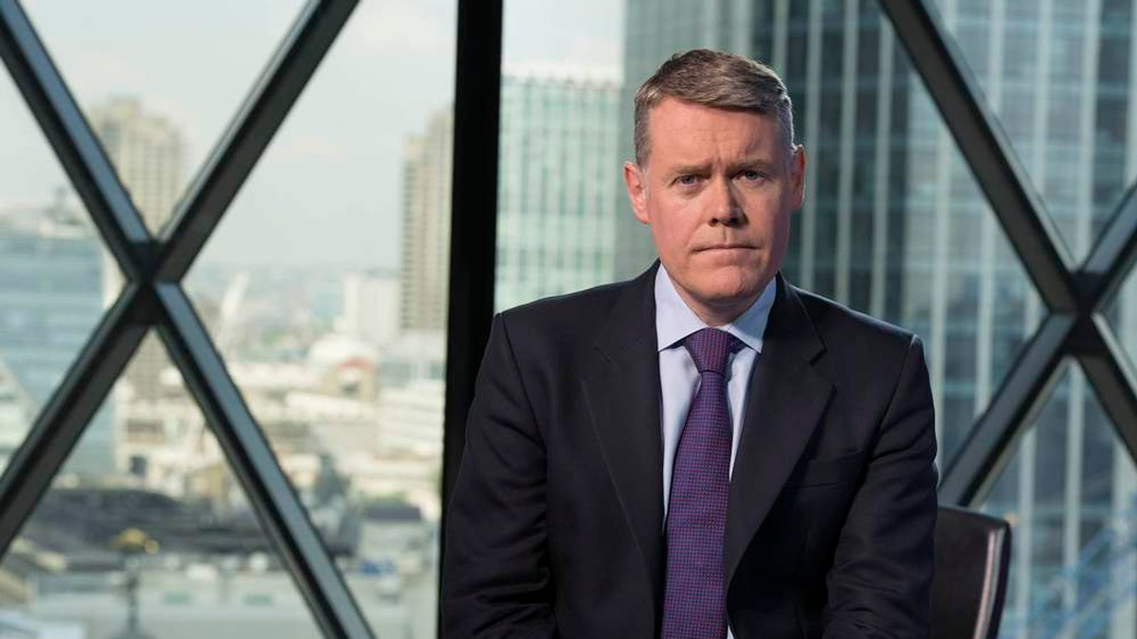 Ian King, Sky News Business Presenter