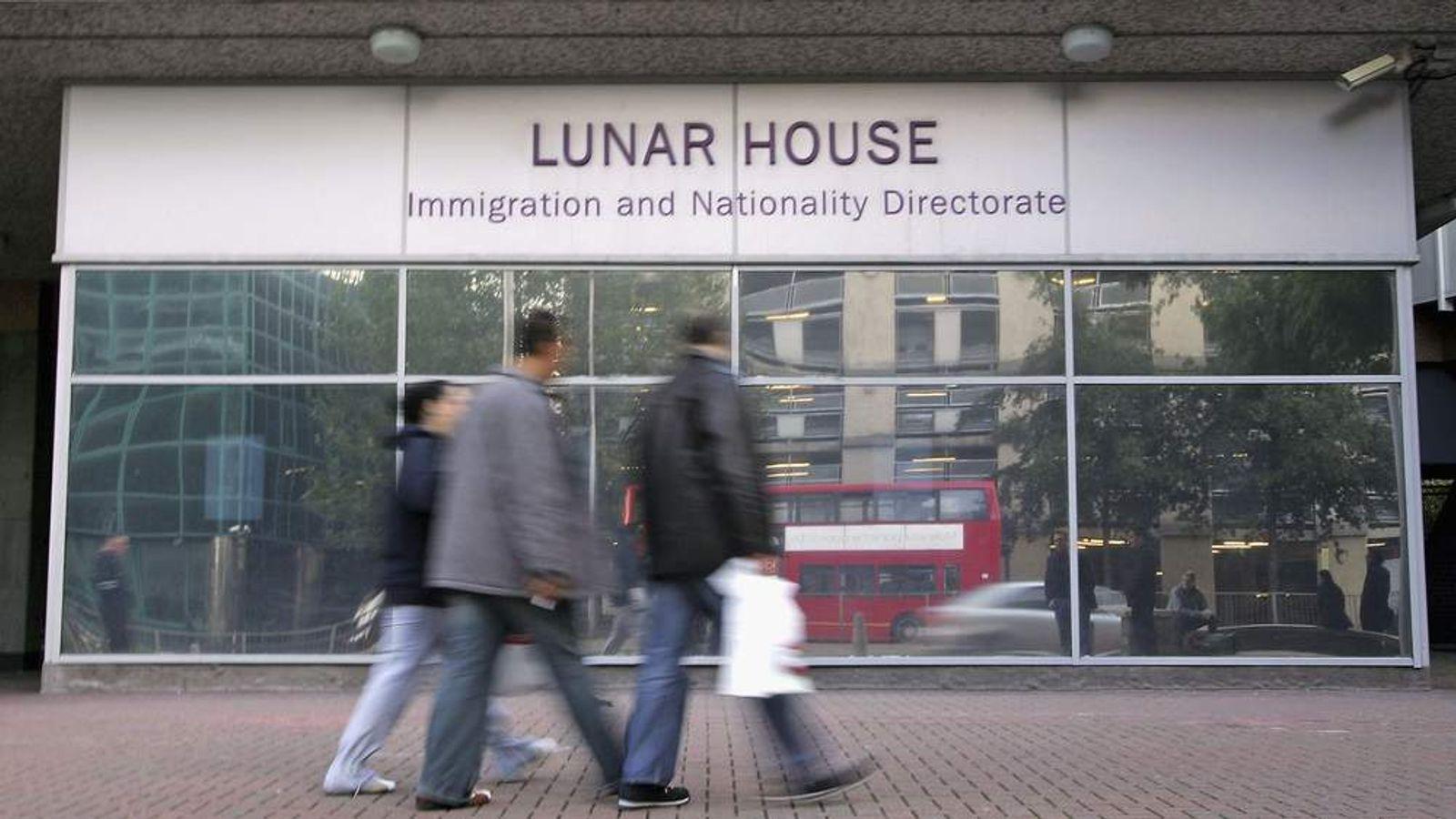 Lunar House Immigration Centre