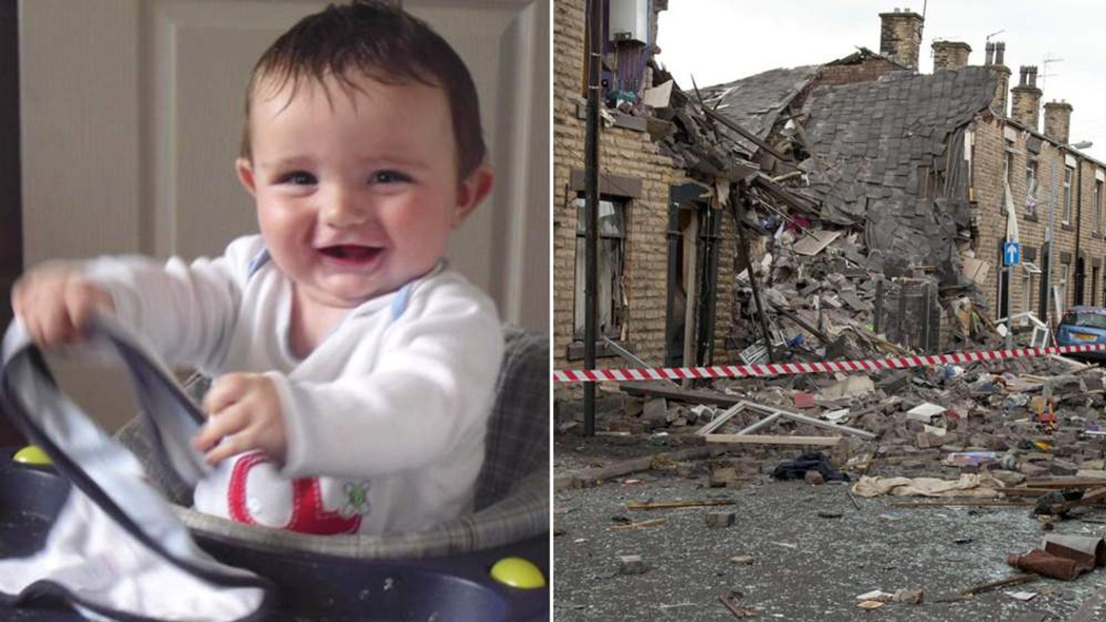 Explosion in Oldham