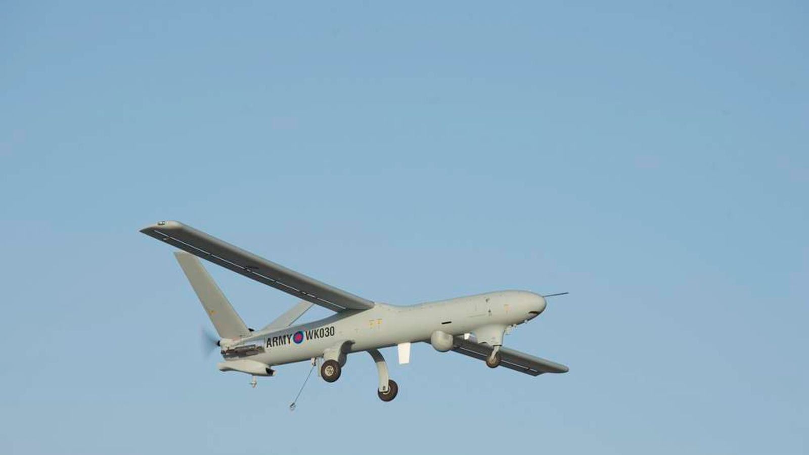 ARMY'S NEXT GENERATION EYE IN THE SKY TAKES FLIGHT IN AFGHANSTAN