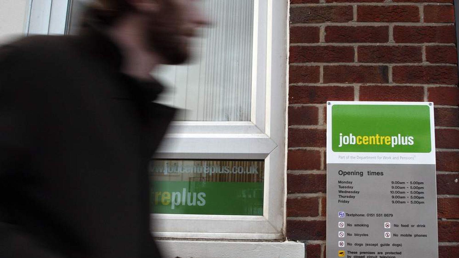 A Job Centre in Birkenhead.