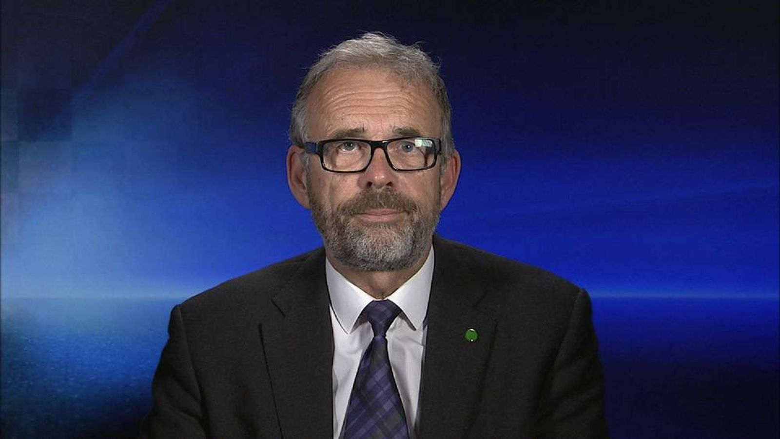 John Cameron from the NSPCC