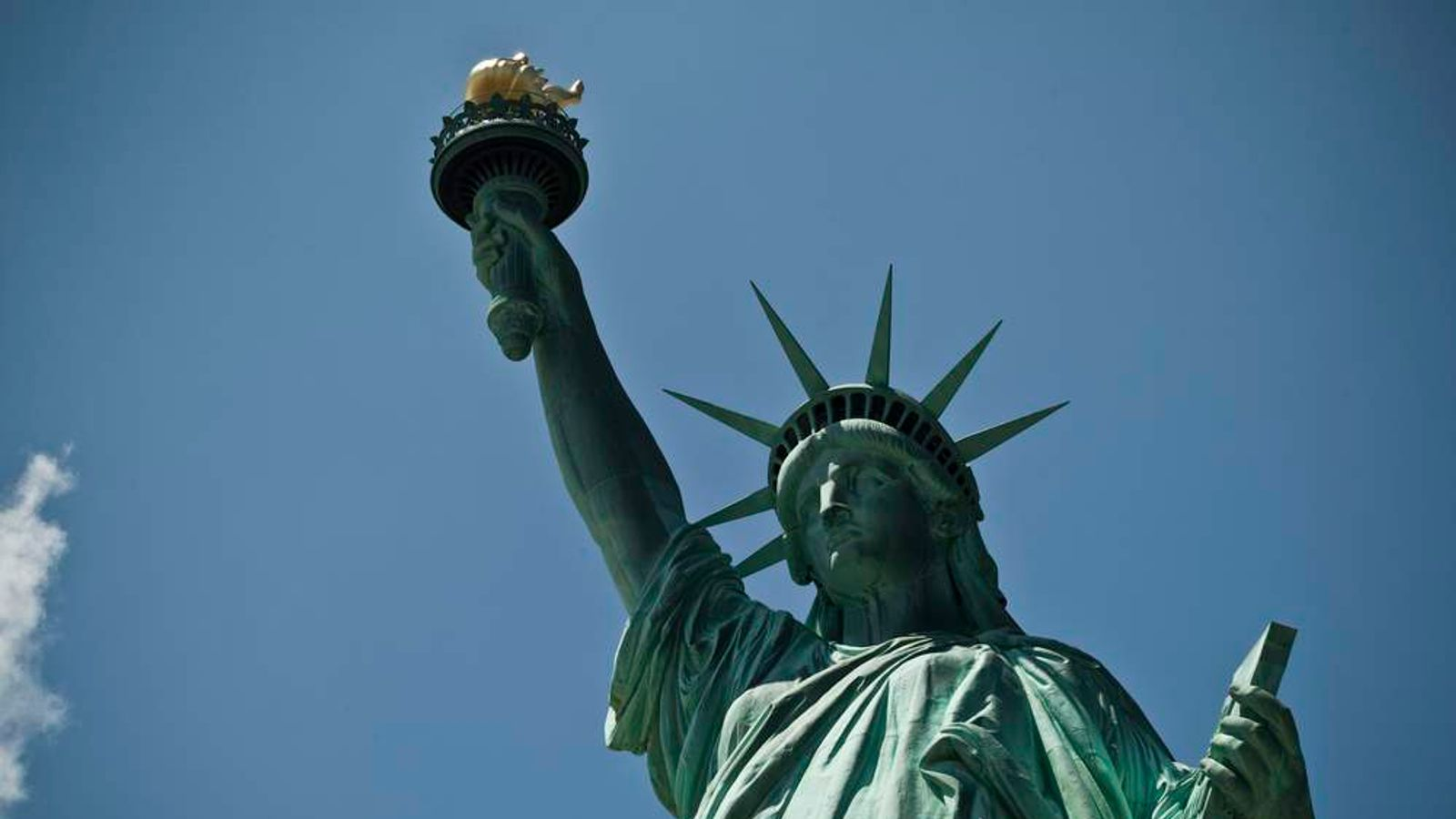 Statue of Liberty reopens as US celebrates Fourth of July
