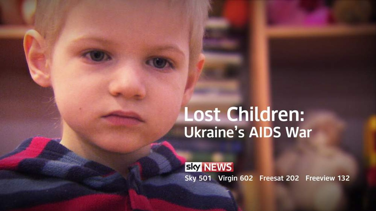 Ukraine's Aids War