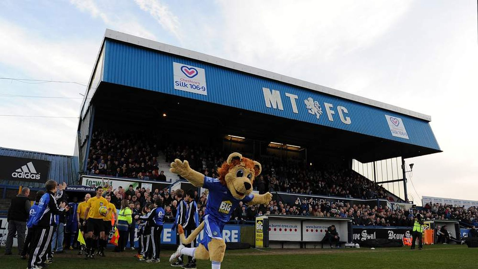 Macclesfield Town v Cardiff City - FA Cup Third Round