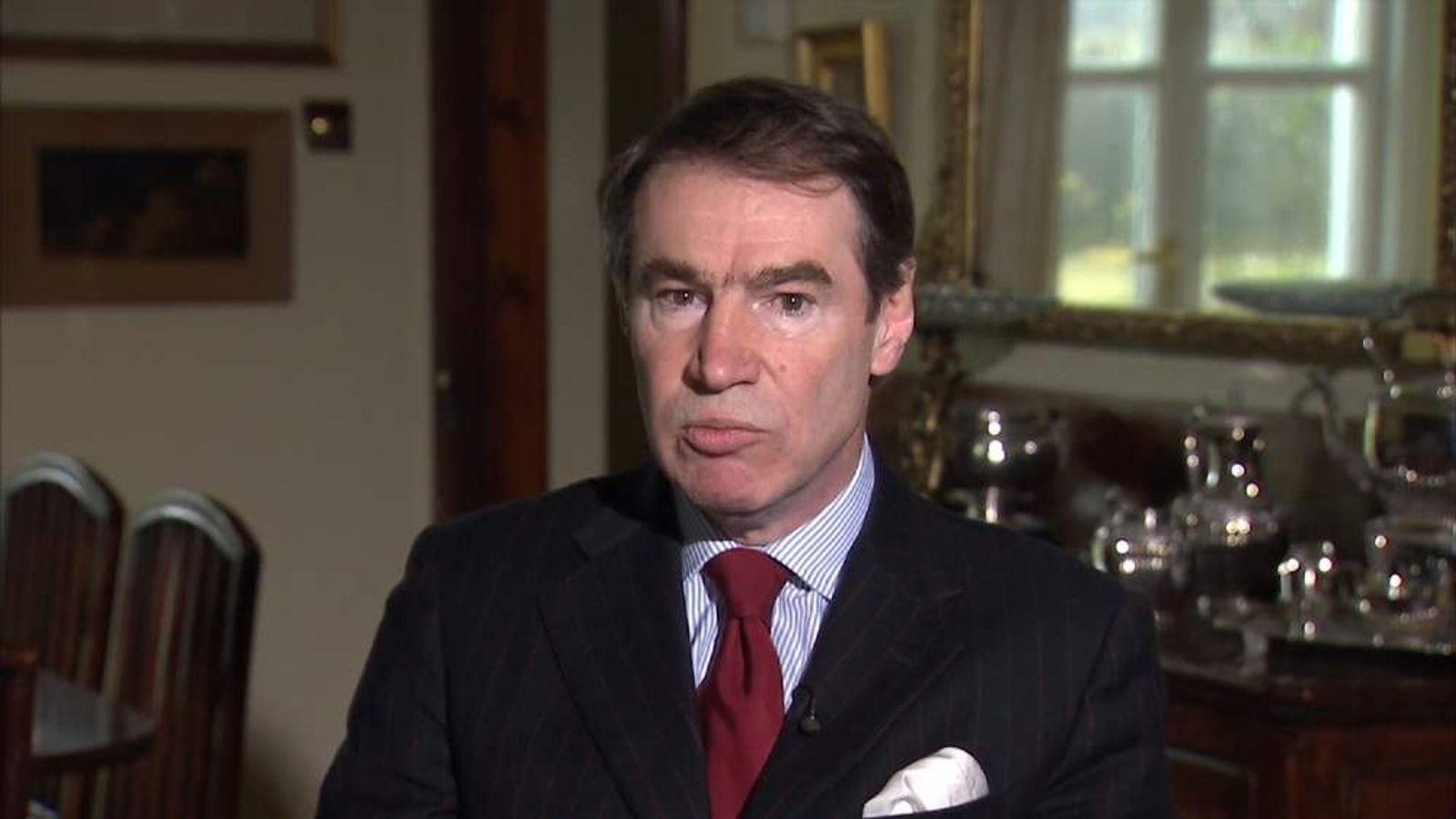 Donald MacLaren, a former British ambassador to Georgia