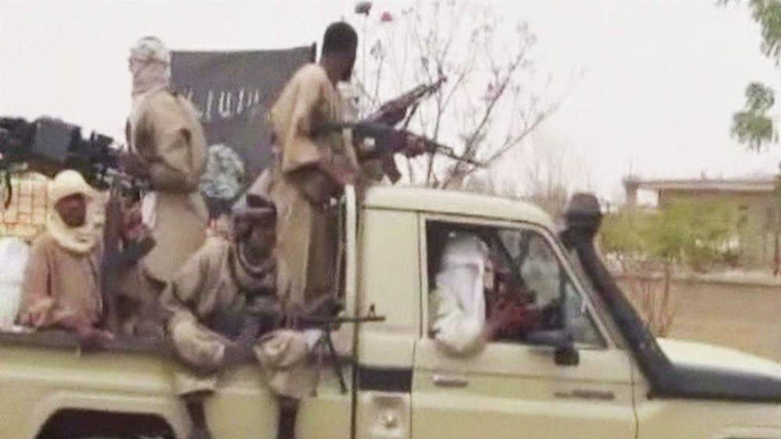 Islamist rebels in Mali