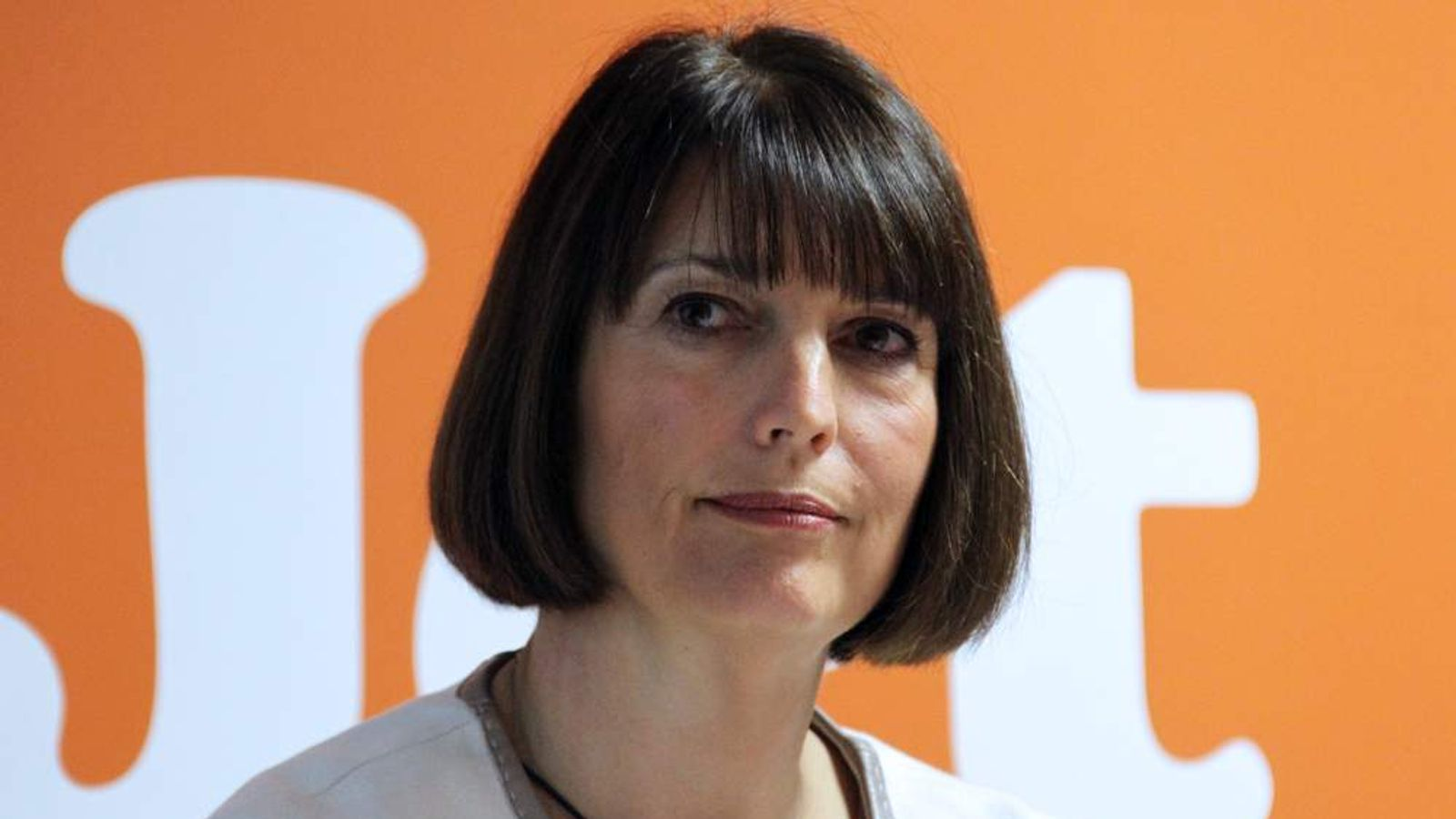 Carolyn McCall, CEO of British low-cost