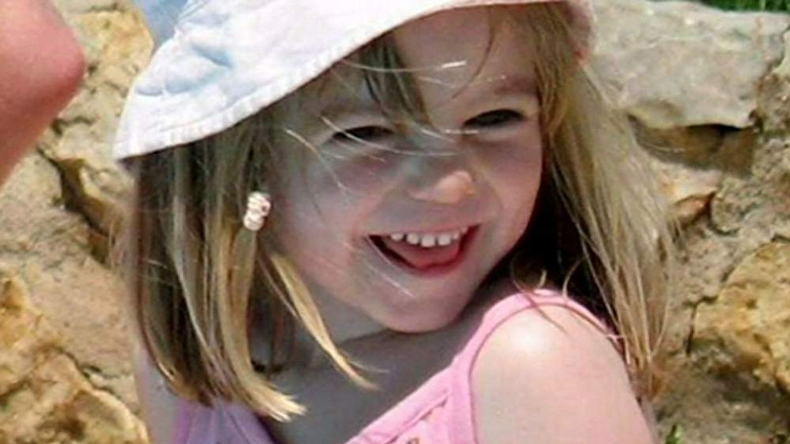 Search for missing Madeleine McCann