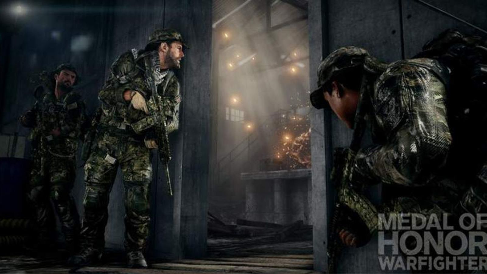 Medal Of Honor: Warfighter computer game screenshot