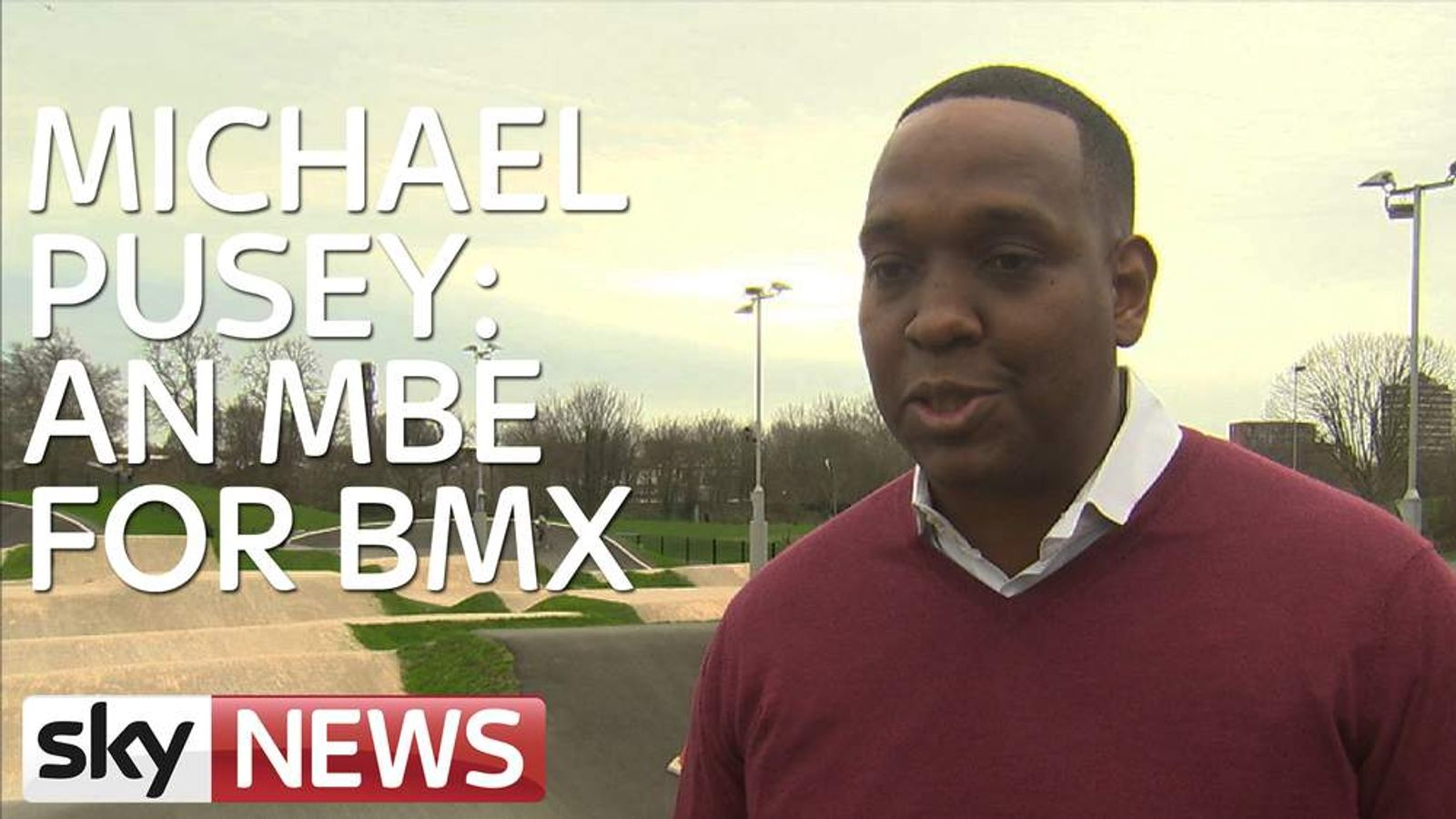 Michael Pusey MBE