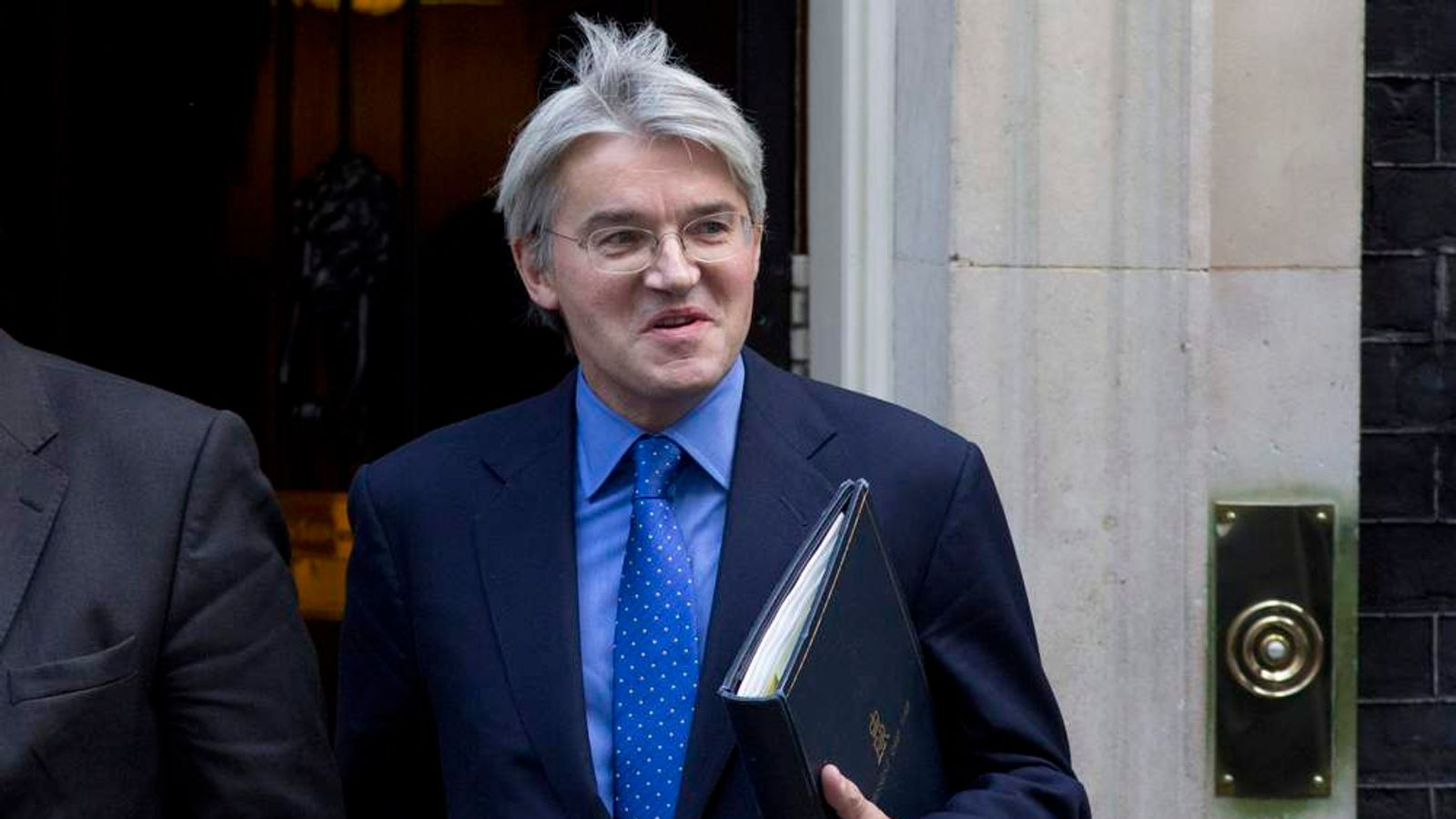 Andrew Mitchell leaving Cabinet