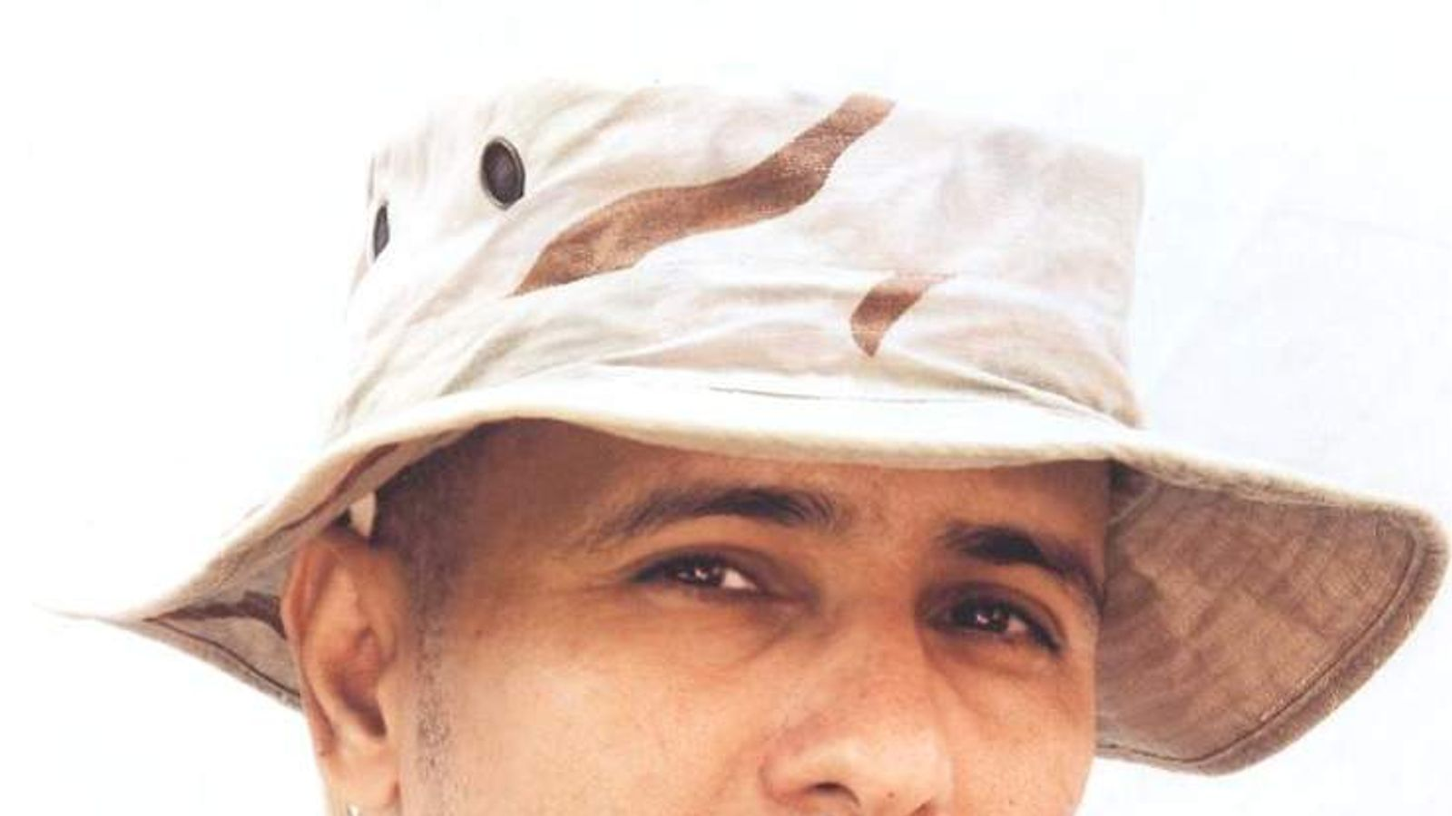 Mohamedou Ould Slahi. Pic: International Committee of the Red Cross