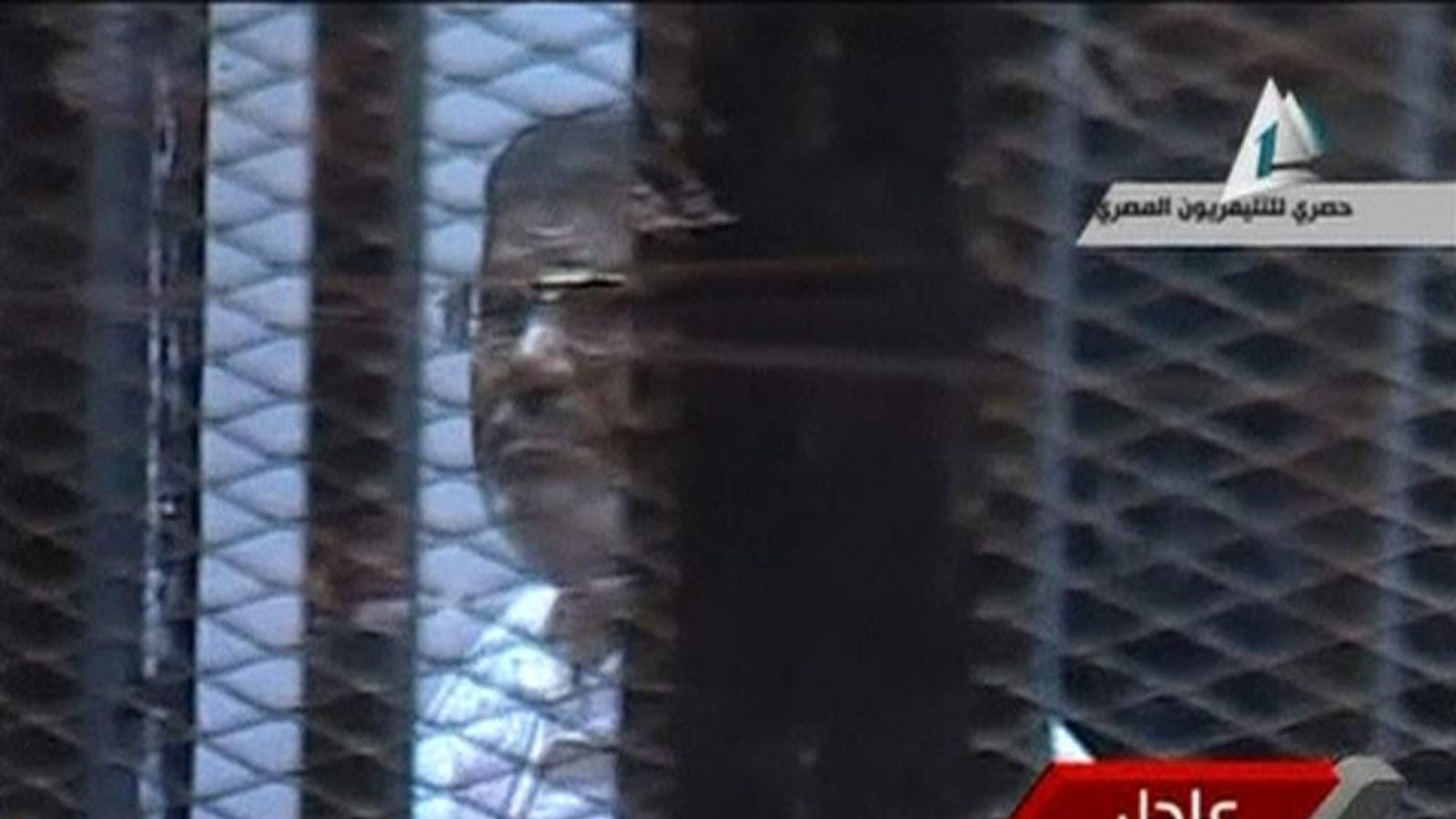 Mohamed Morsi in court for jailbreaking case