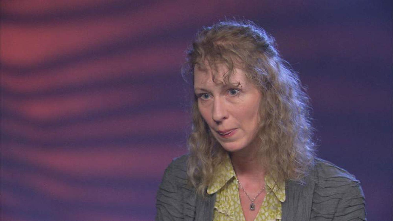 Netmums director Sally Russell