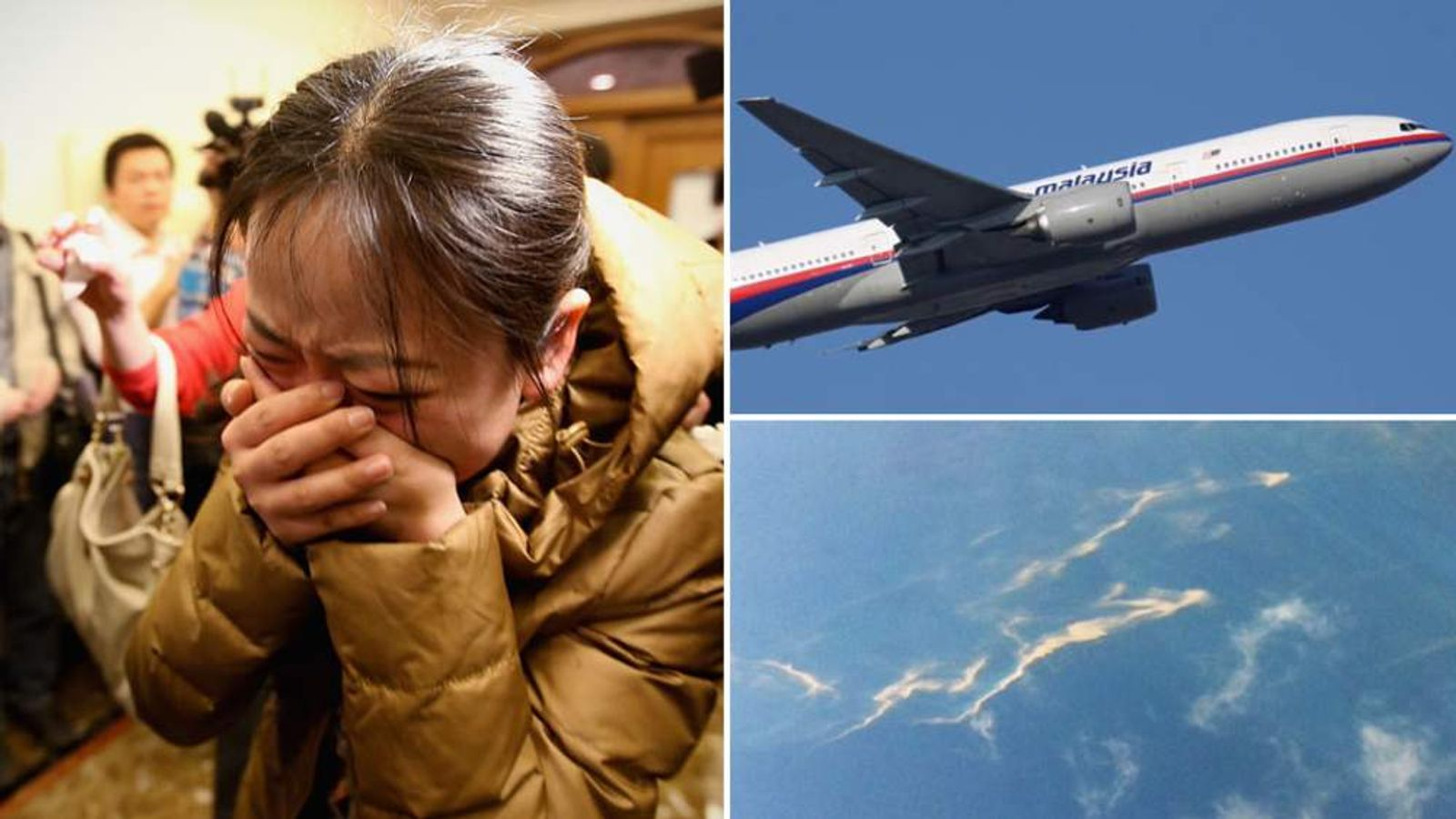 Malaysia Airlines missing plane