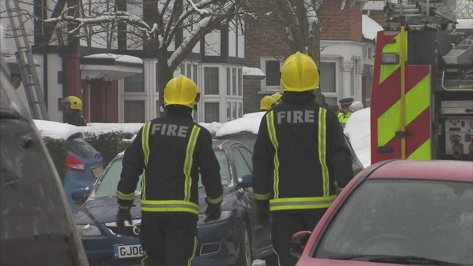 Finchley Fire
