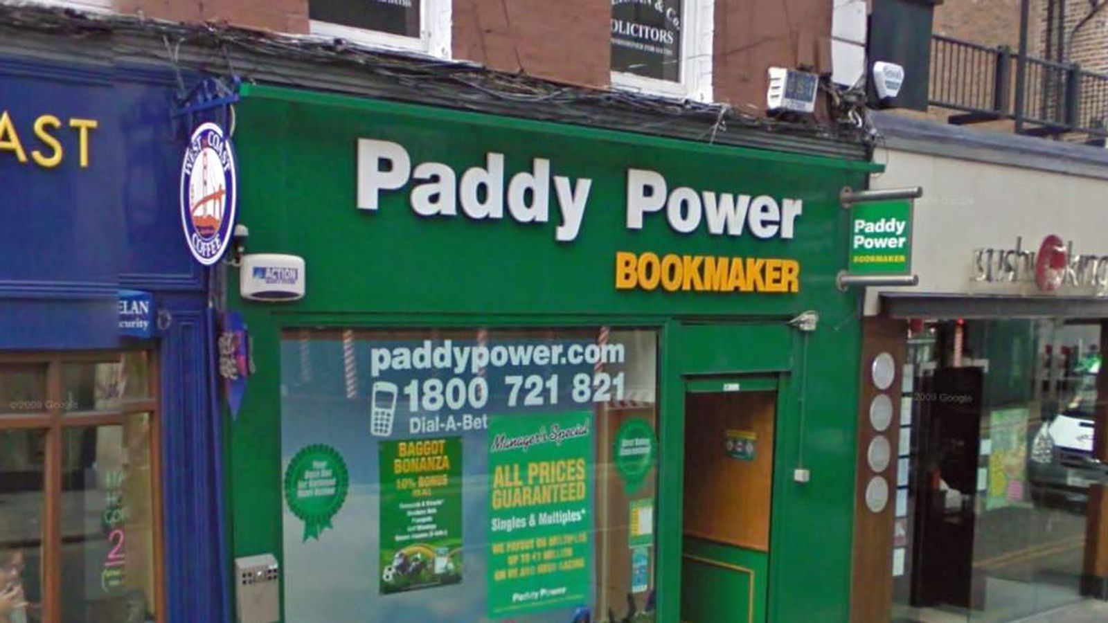 paddy power The american gaming association welcomes six new board-level members,  including gvc holdings, paddy power betfair and the stars.