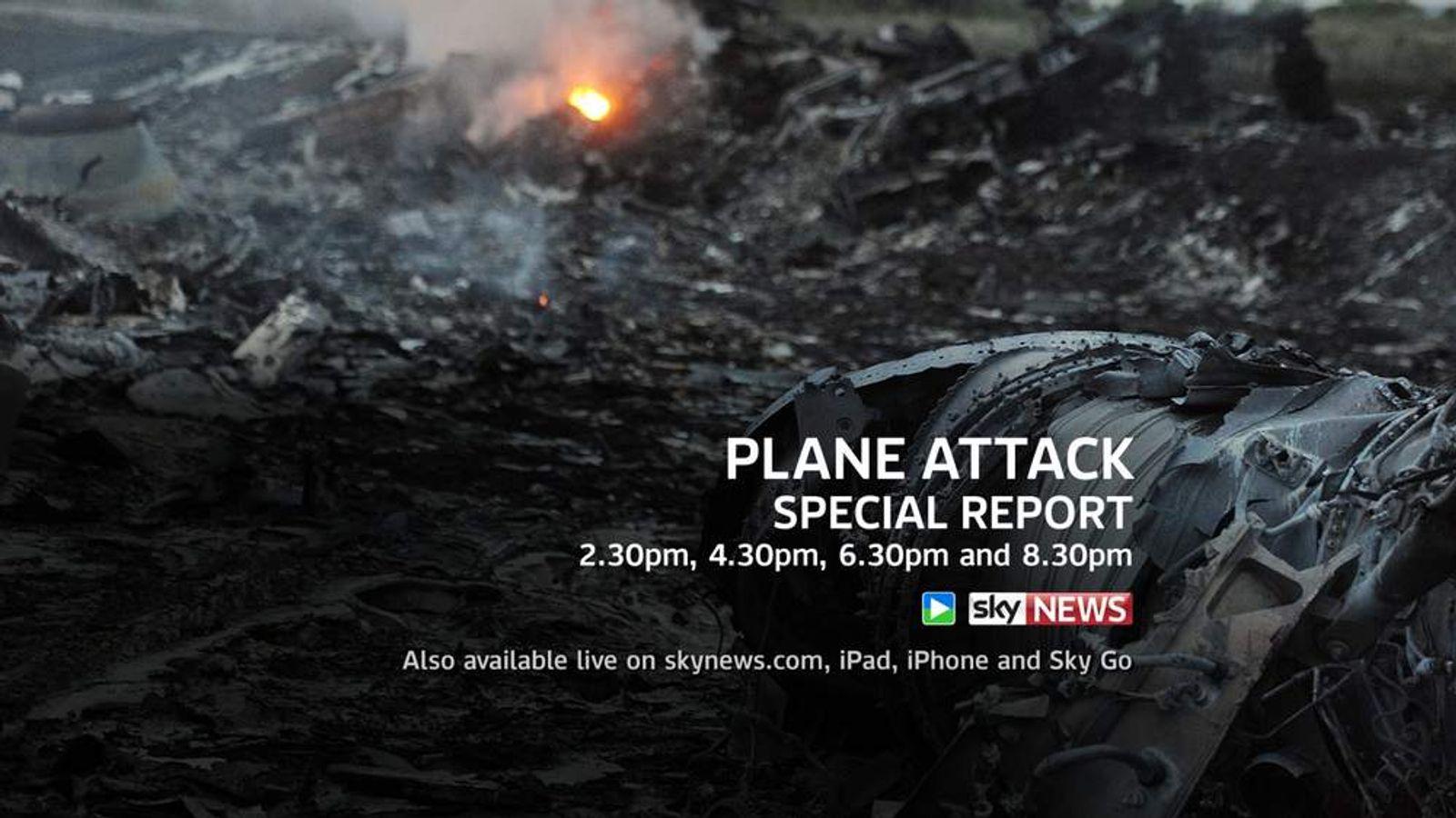Plane Attack Special Report