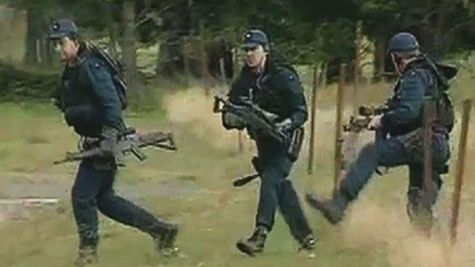Tasmania 1996 shooting