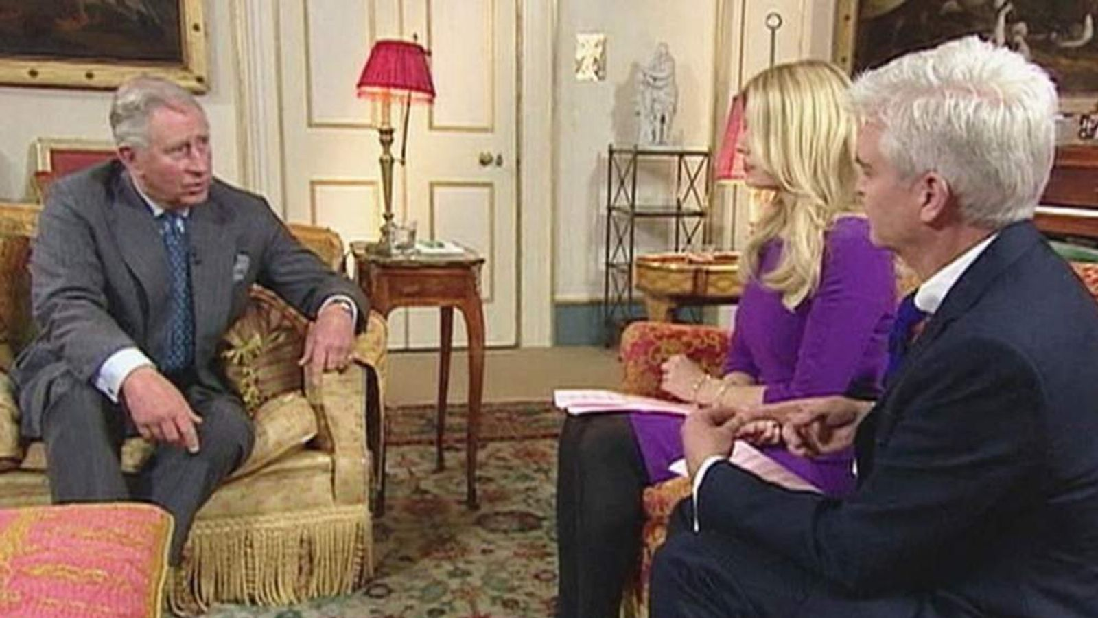 Prince Charles' This Morning interview