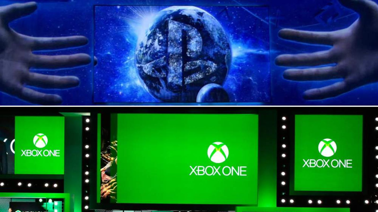 Xbox One And PlayStation 4 Unveiled