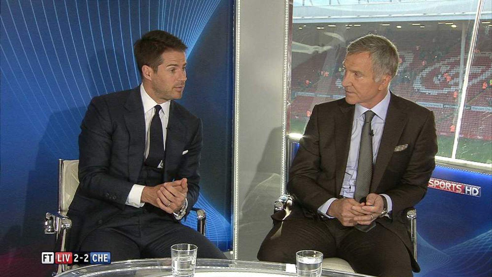 Jamie Redknapp and Graeme Souness