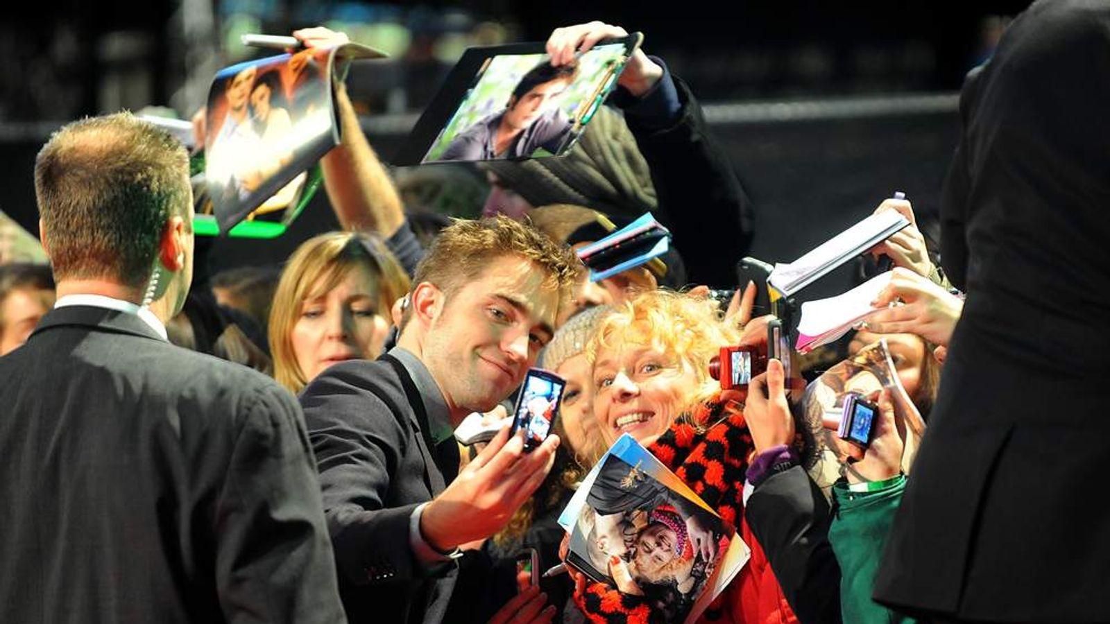 Twilight London premiere