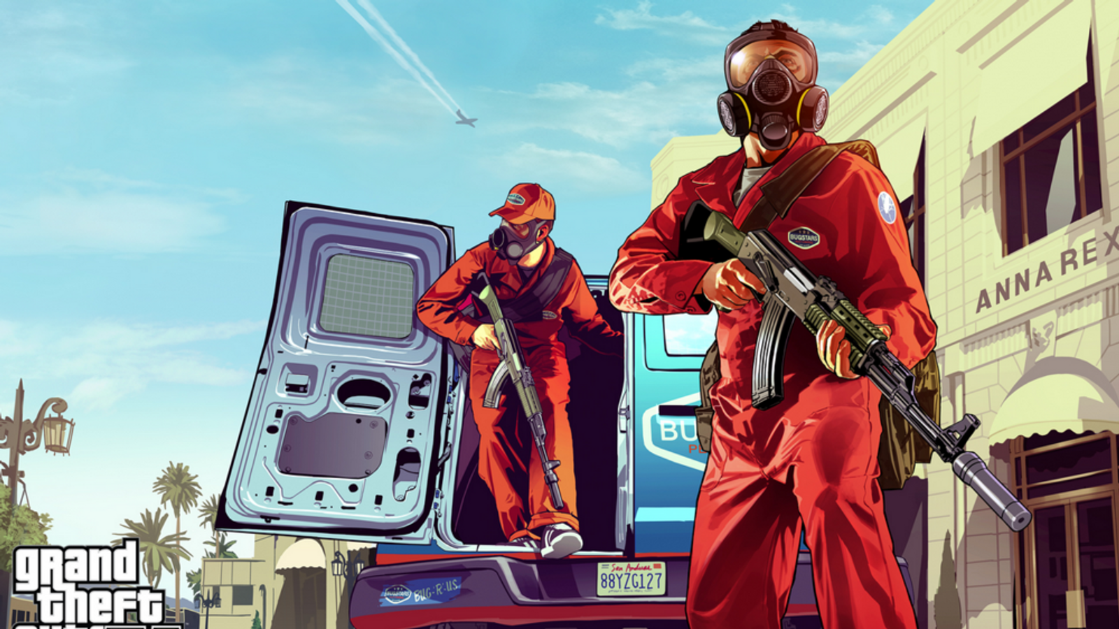 Grand Theft Auto V launch