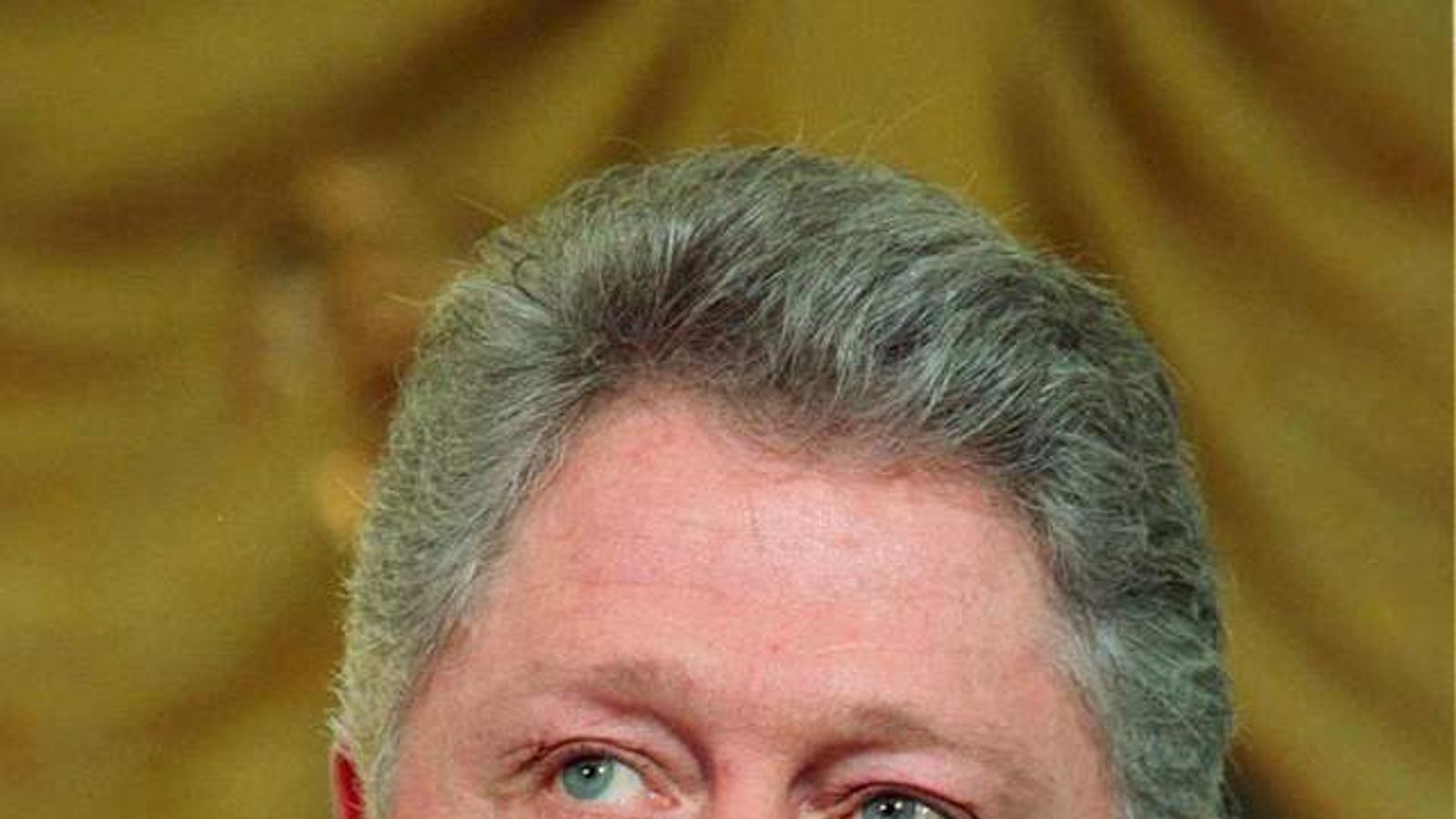 42nd President Bill Clinton