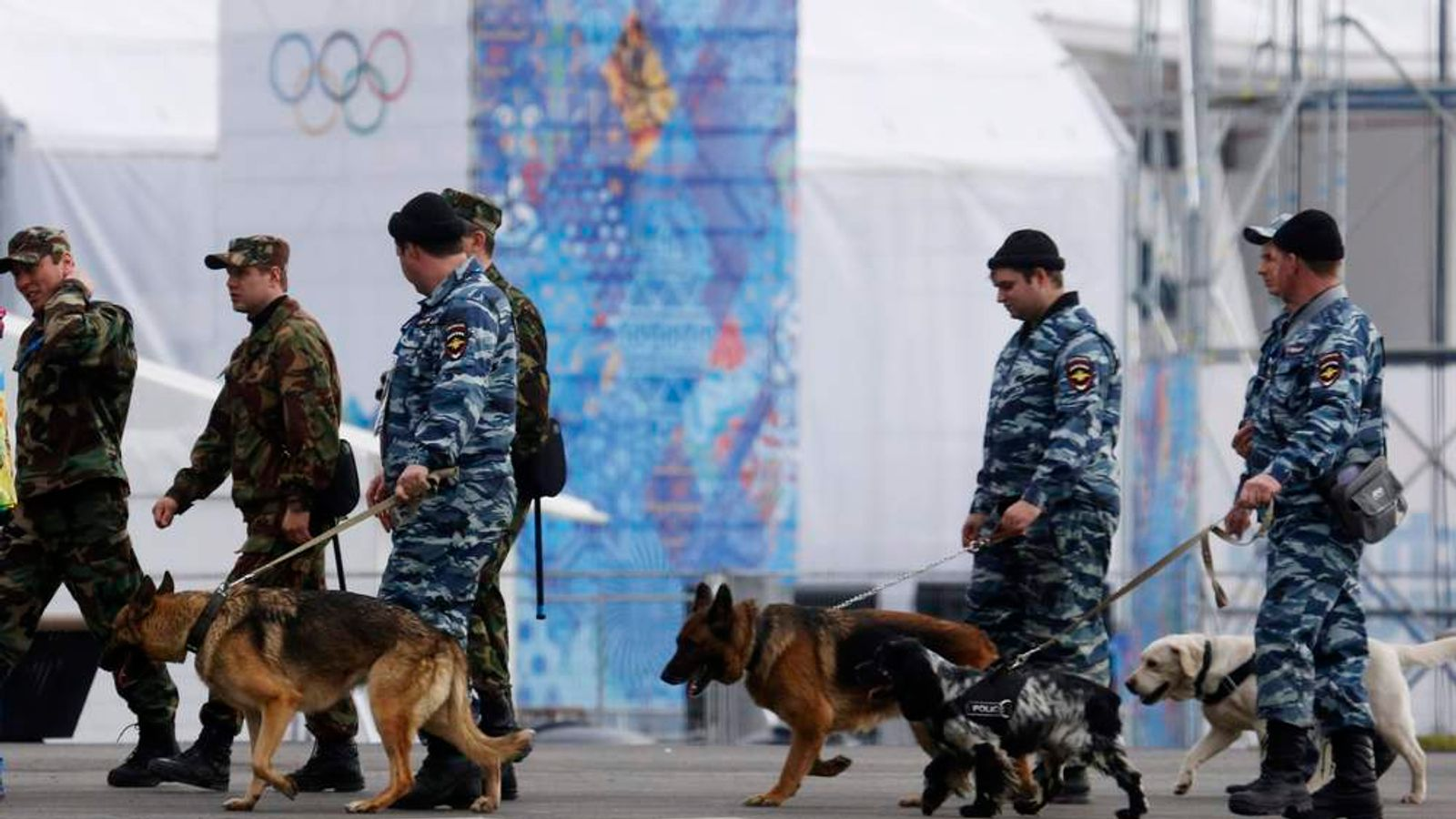 Russia Sochi Winter Olympics Security
