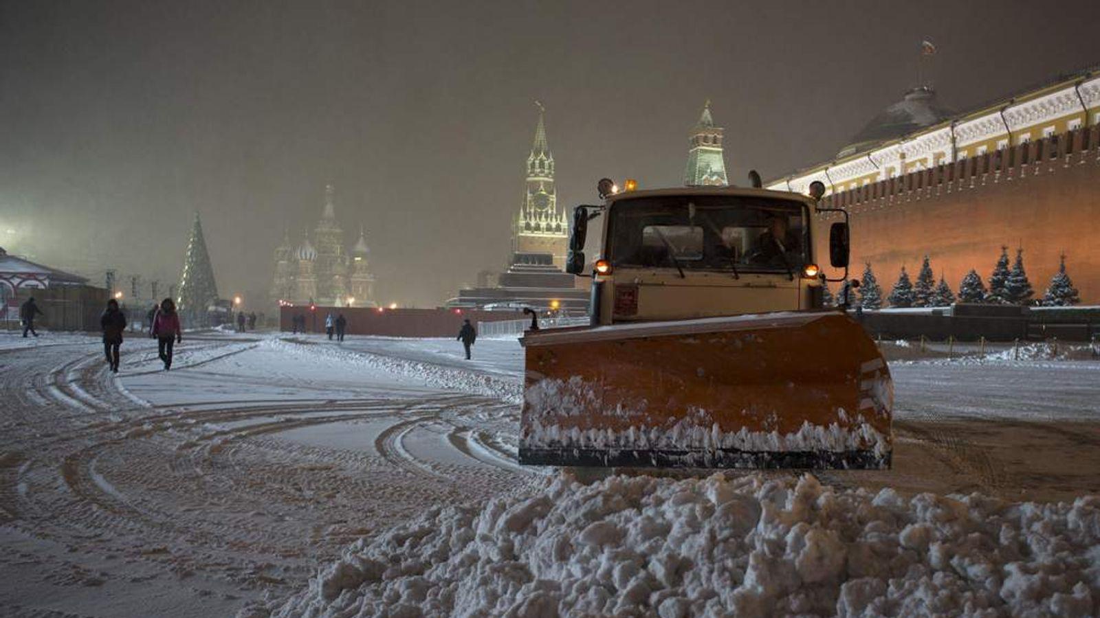 RUSSIA Snow 1