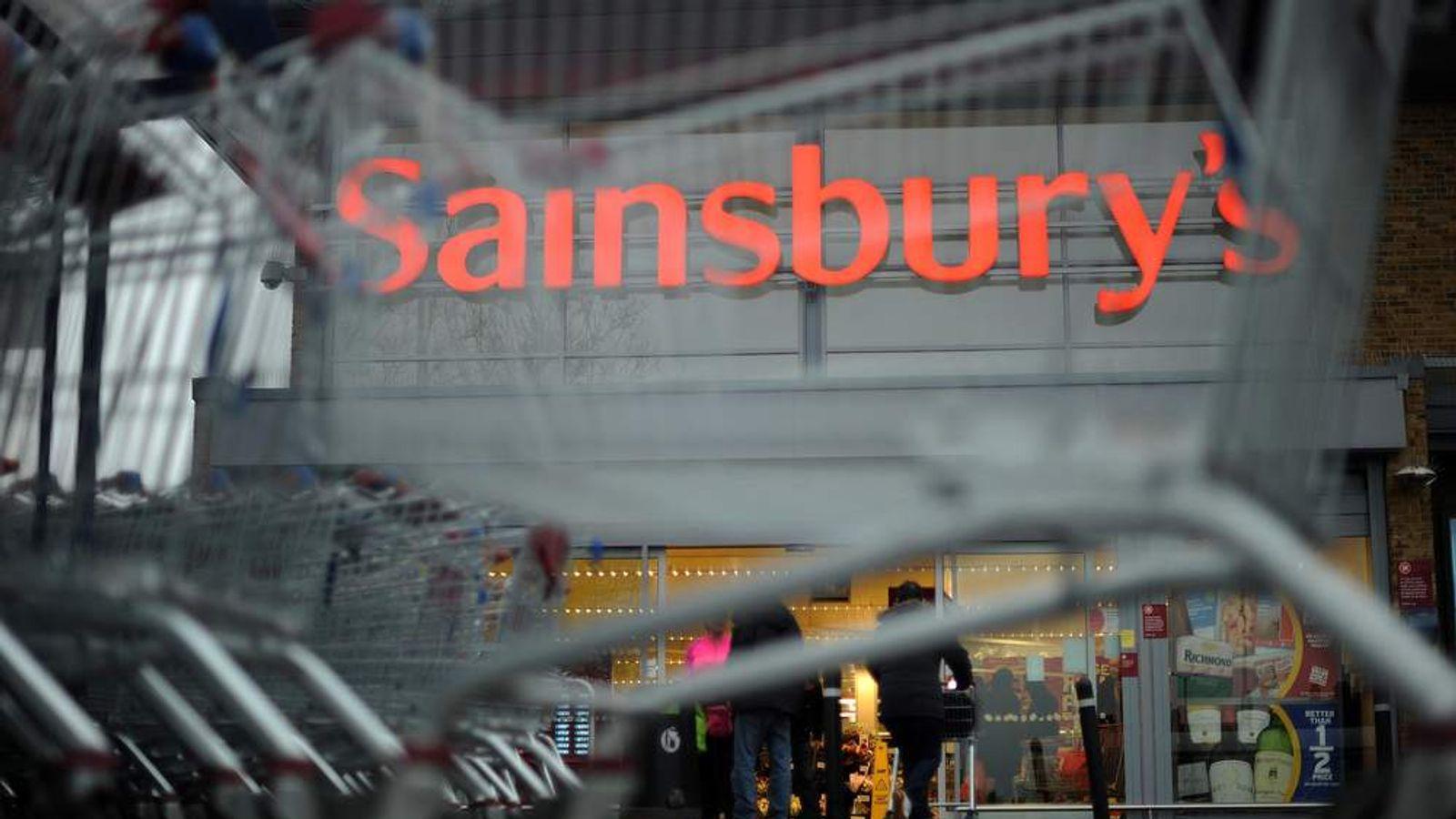 generic sainsburys store