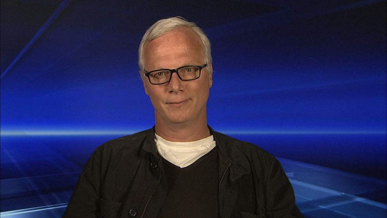 Documentary-maker Sean Langan spent 4 months as a Taliban prisoner