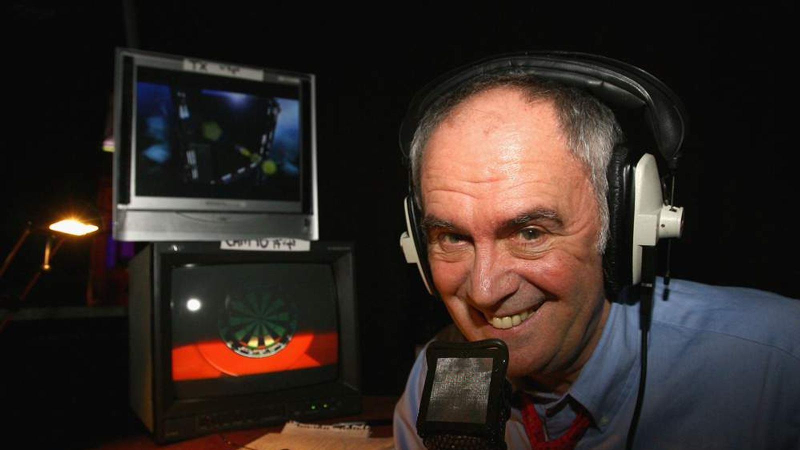World Championship Trophy To Be Named After Sid Waddell