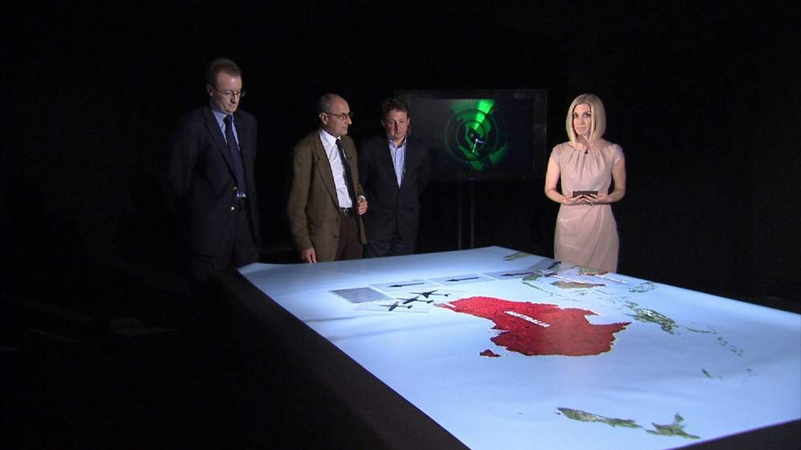 Sarah Hewson takes a close look at the search for MH370