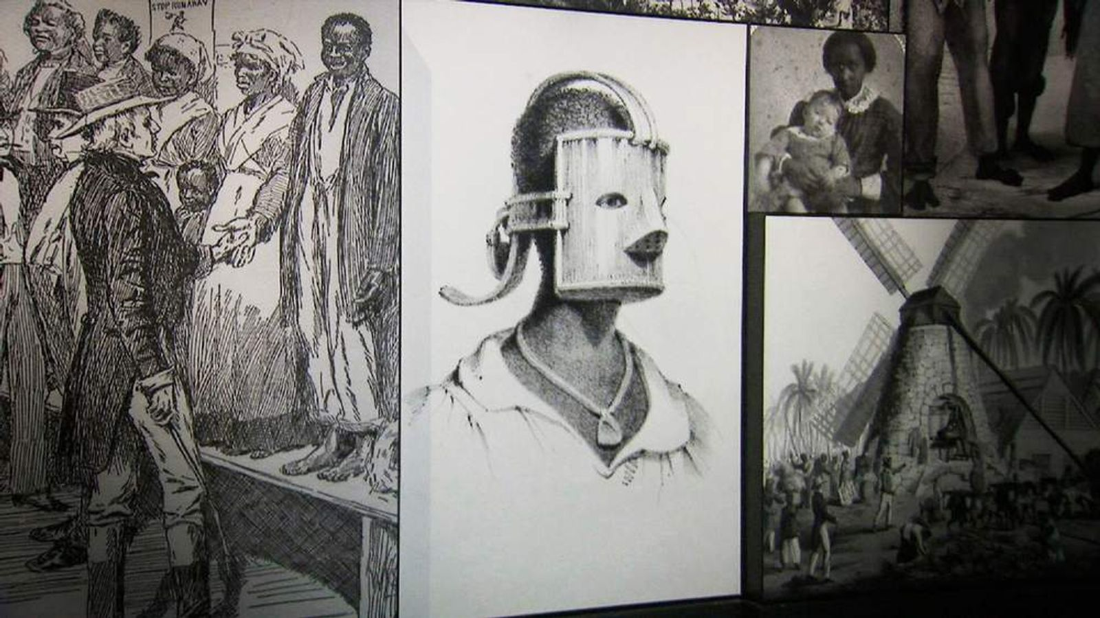 The UK's involvement in the slave trade