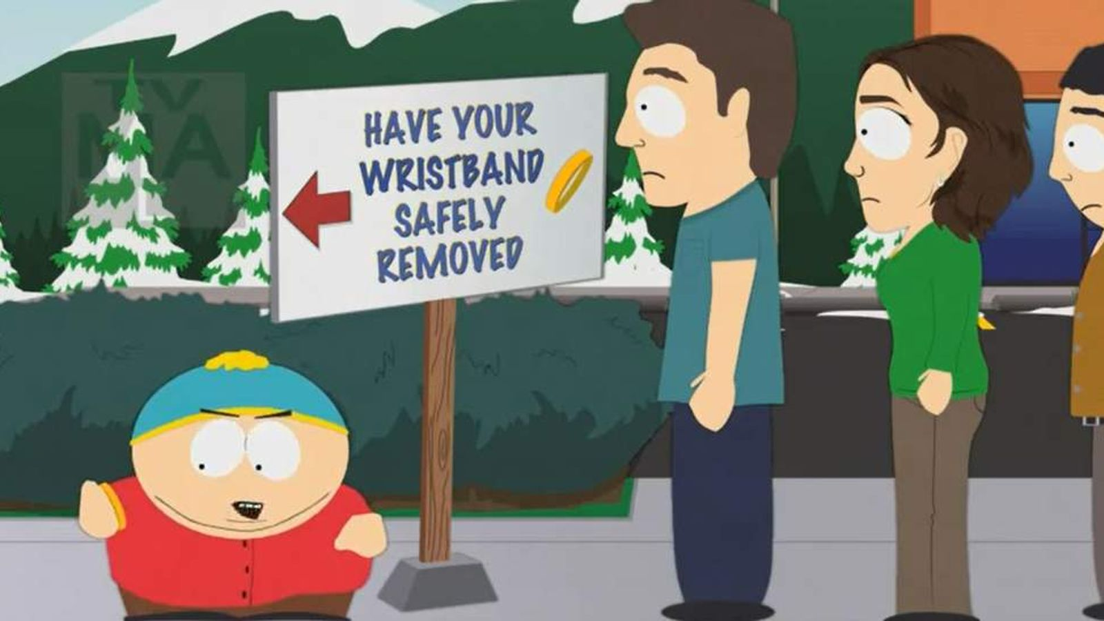 South Park Episode Pokes Fun At Lance Armstrong - Comedy Central