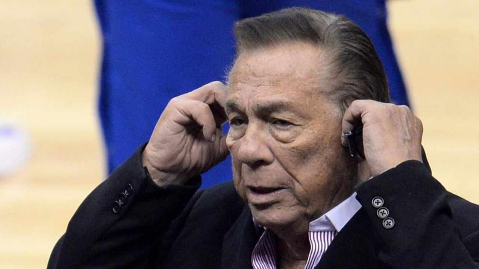 Clippers Owner Sterling Banned For Life