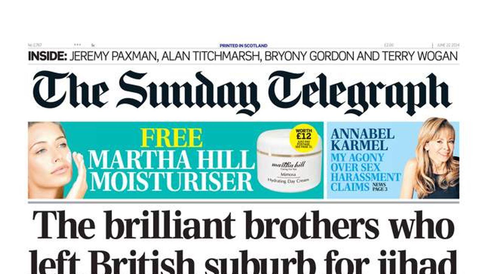The Sunday Telegraph