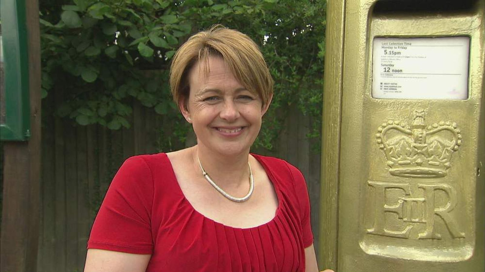 Paralympic champion Baroness Tanni Grey-Thompson
