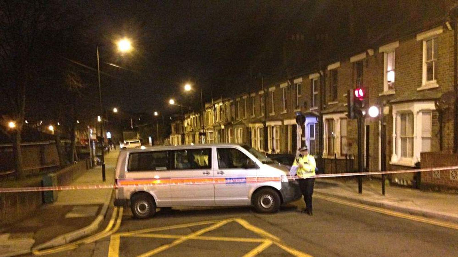 The teenager was shot in Hackney