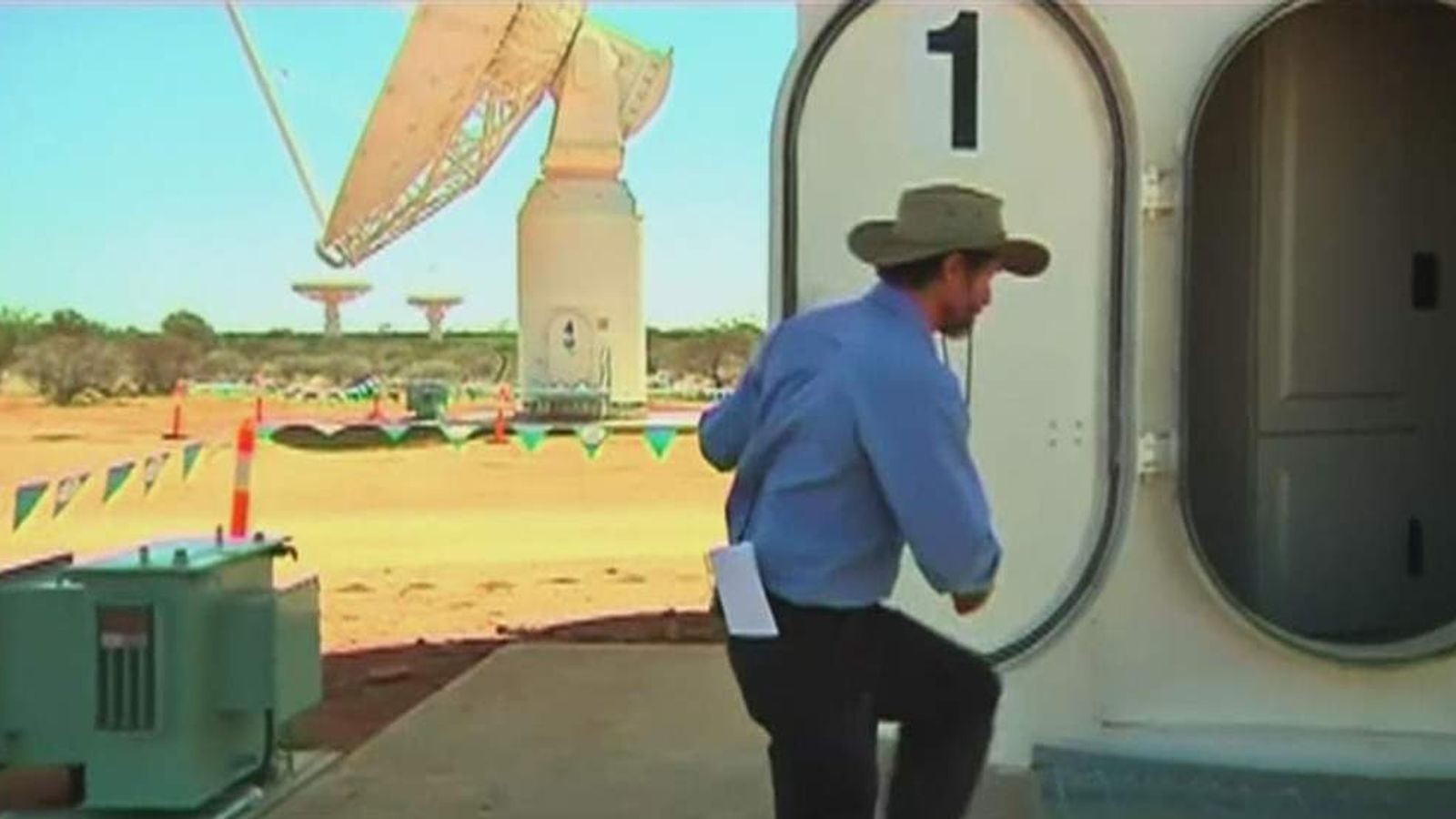 World's fastest telescope in Australia Outback