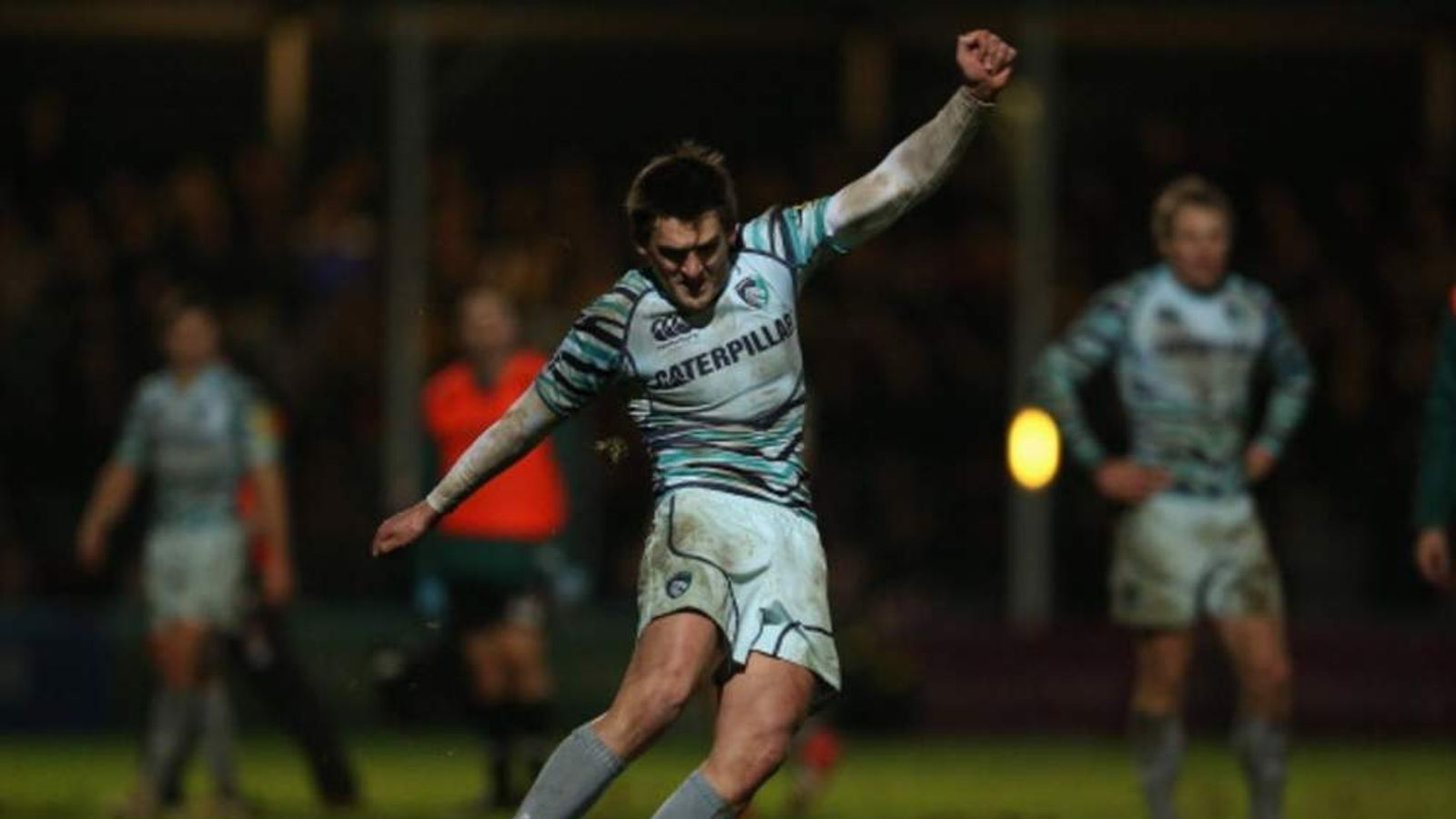 Worcester Warriors v Leicester Tigers - Aviva Premiership